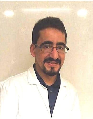 Abdallah Lachgar podologo